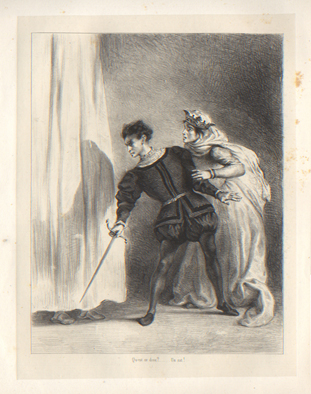 The Murder of Polonius